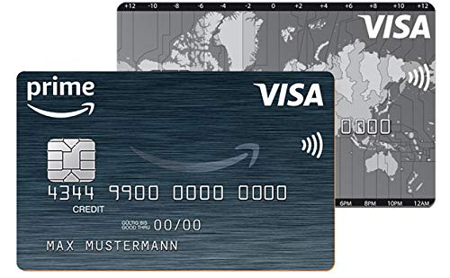 Amazon Kreditkarte - Später Zahlen, Smarter Shoppen