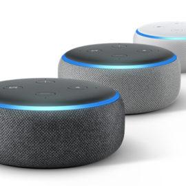 Wieder reduziert: Amazon Echo Dot mit Alexa