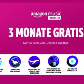 Music Unlimited kostenlos