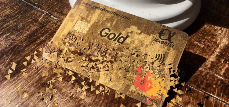 Gebührenfreie Mastercard Gold Test