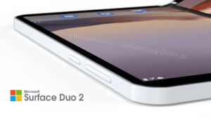 Microsoft Surface Duo 2 Bilder und Video