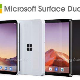 Microsoft Surface Duo 2 Bilder und Video